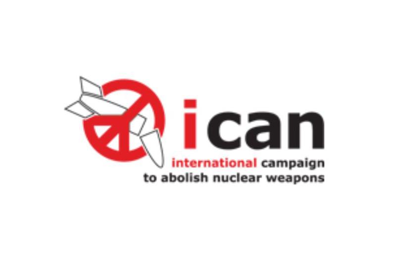 廢除核武組織獲2017諾貝爾和平獎