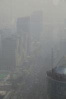 中共環保部長承認改善空氣質量目標難實現