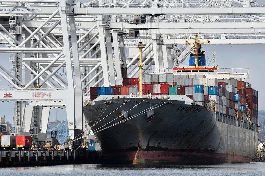 特朗普經濟再現亮點:美貿易逆差達11個月新低