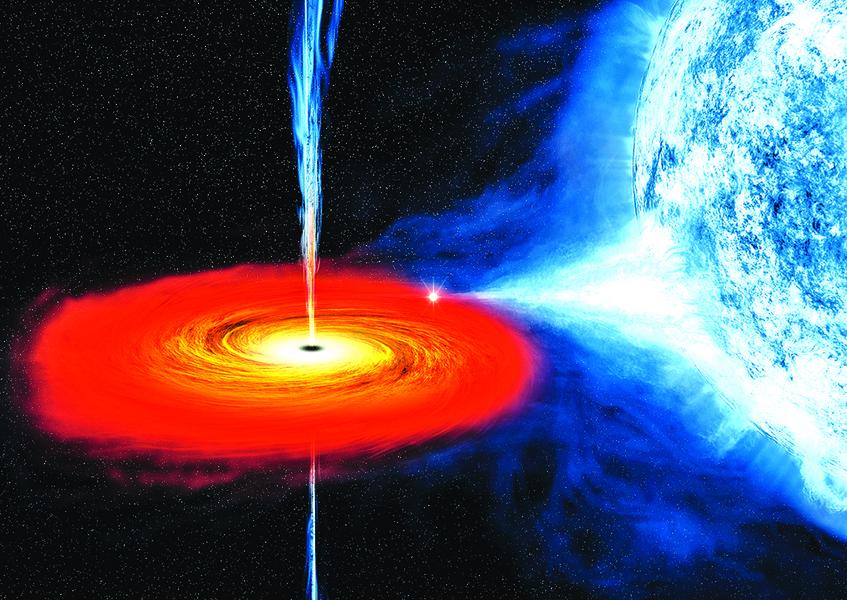 研究黑洞吞噬恆星事件比想像多百倍
