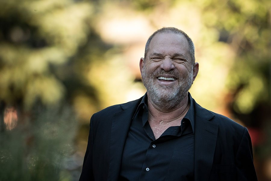 圖為荷里活製片人哈維・溫斯坦(Harvey Weinstein)。(Drew Angerer/Getty Images)
