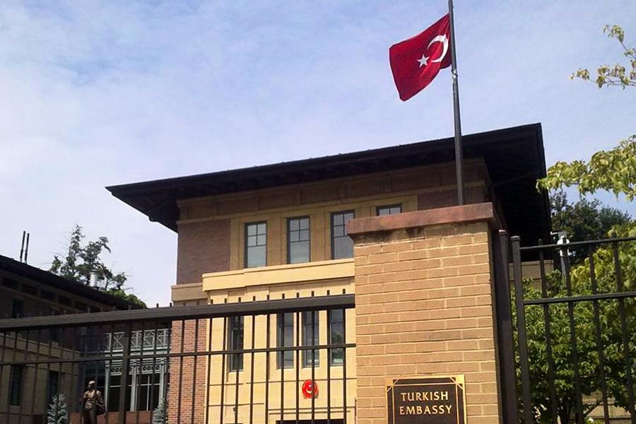 美國土耳其關係緊張升級 互停非移民簽證