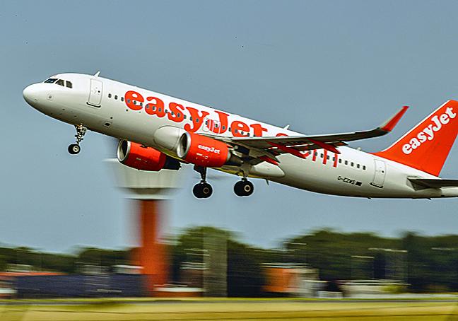 EasyJet預計,這種電動飛機將在10年內投入航班運行,可執飛飛行時間不超過2小時的短程航線。(Getty Images)