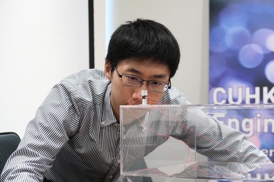 中大工程學院 研新型懸浮驅動器