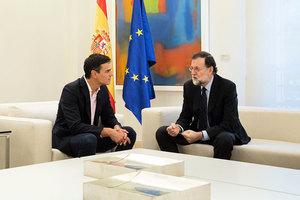 西班牙在野黨籲加泰羅尼亞主席停止獨立