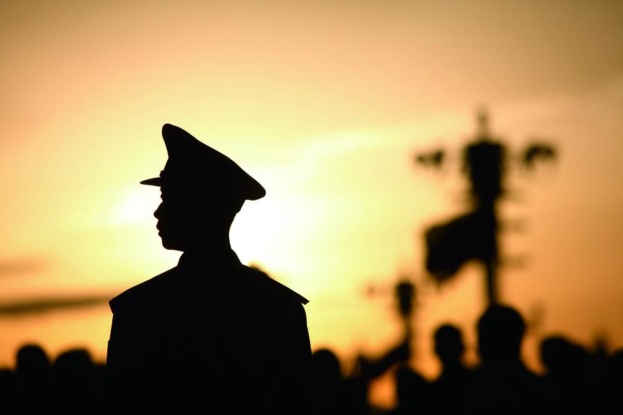 四川軍警系統內隱藏的悲劇
