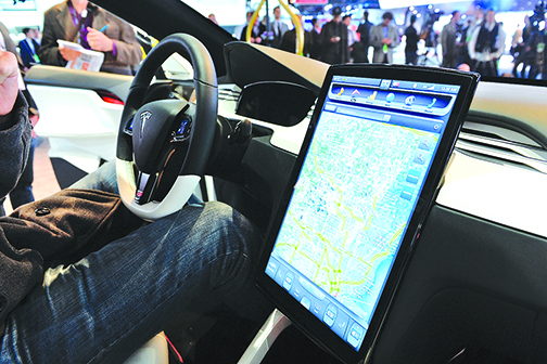 數碼地圖可以幫使用者減少交通時間。(Getty Images)