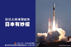 對抗北韓導彈威脅 日本有妙招