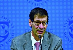IMF調高全球經濟增長預期