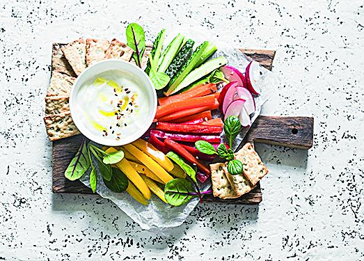 選用哪一種沙律醬沒有甚麼限制,可根據自己喜歡的口味來搭配。