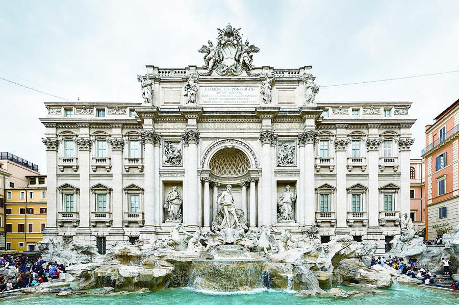 七丘之城的時光旅行 —— 行走意大利之羅馬(上)