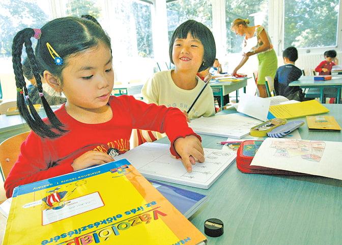 雙語學習改變大腦 易學第三種語言