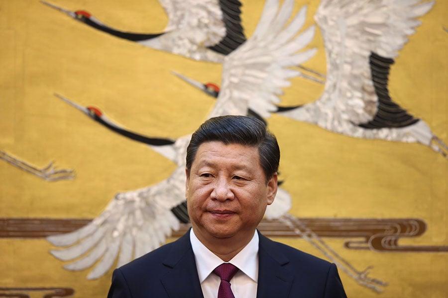 國家主席習近平。(Feng Li – Pool/Getty Images)