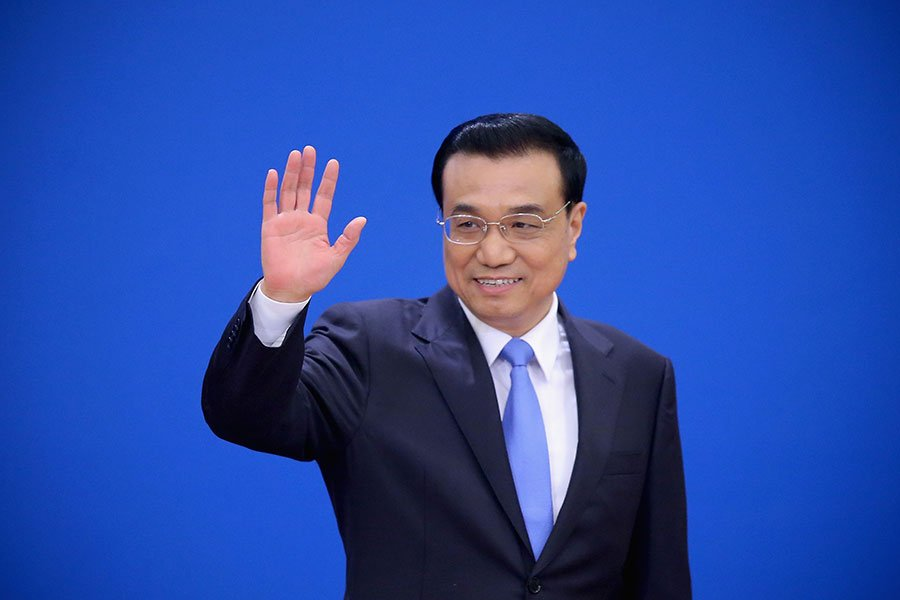 國務院總理李克強。(Feng Li/Getty Images)