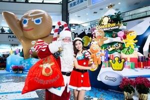 樂音飄飄 商場聖誕場景充滿驚喜