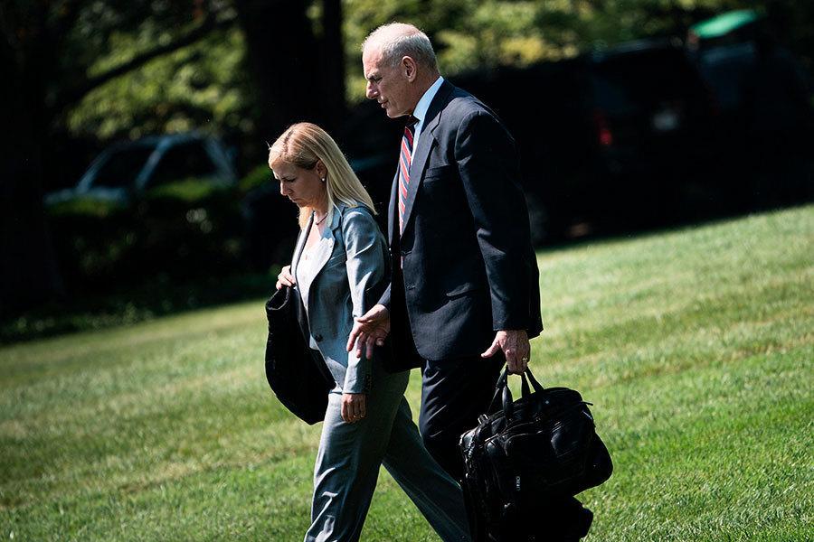 特朗普提名凱利副手接替國土安全部部長