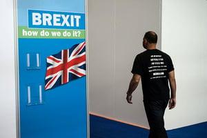 脫歐談判難 英國做無協議脫歐準備