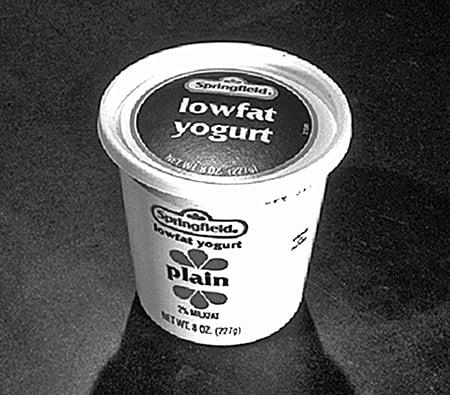 巴克斯特在吃乳酪時,當用杓子挖底部的士多啤梨醬把它翻到乳酪的頂部時,發現牛舌蘭植物做出了劇烈的反應。