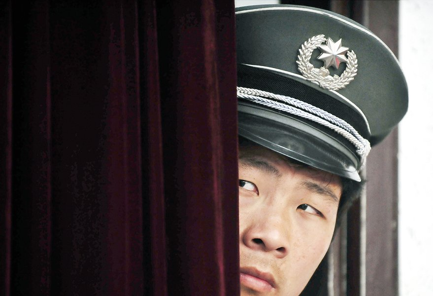 中共 : 綁架美駐華官員被曝光