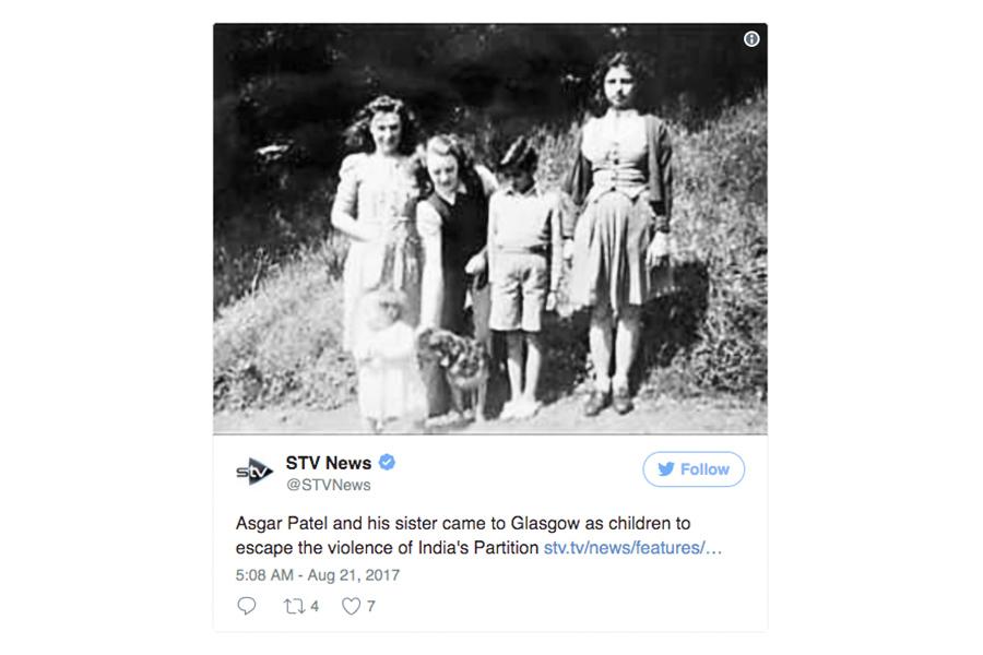 一張Facebook相 讓印度富豪找到失散60年姐姐
