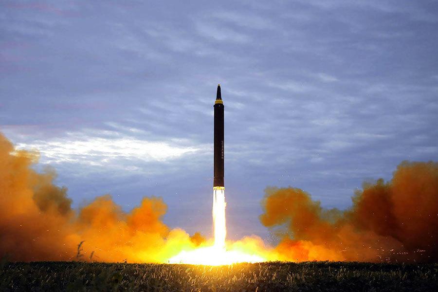 傳北韓備短程導彈 或中共十九大開幕日發射