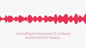 古巴神秘聲波曝光 受害美國官員:就是它