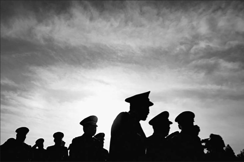 中共十八大以來,包括黃興國、王三運、孫政才等17名中央委員先後落馬。(Getty Images)