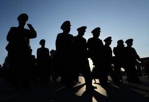 五年來約160名中共將軍受查