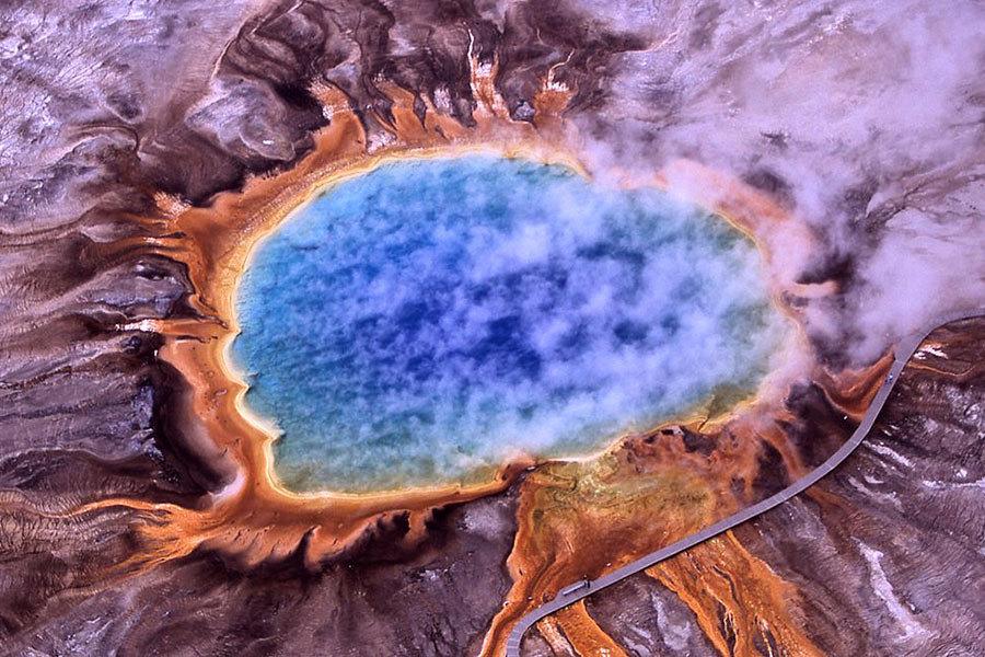 黃石超級火山或在數十年內爆發 危及全球