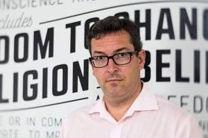 英人權官員被拒入港 梁家傑:中共濫用主權