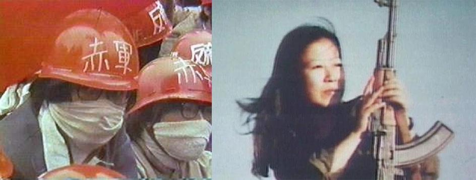 沉靜:日本赤軍的興衰覆滅
