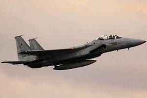 攔截中俄飛機 日本戰機半年緊急升空561次