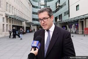 【專訪】英人權委員會副主席入境香港被拒