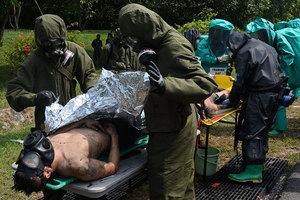 傳脫北士兵有炭疽抗體 北韓生物武器成隱憂