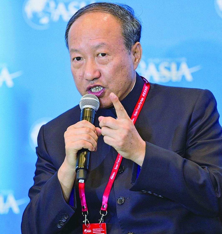 圖:海航董事長陳峰。 (大紀元資料室)