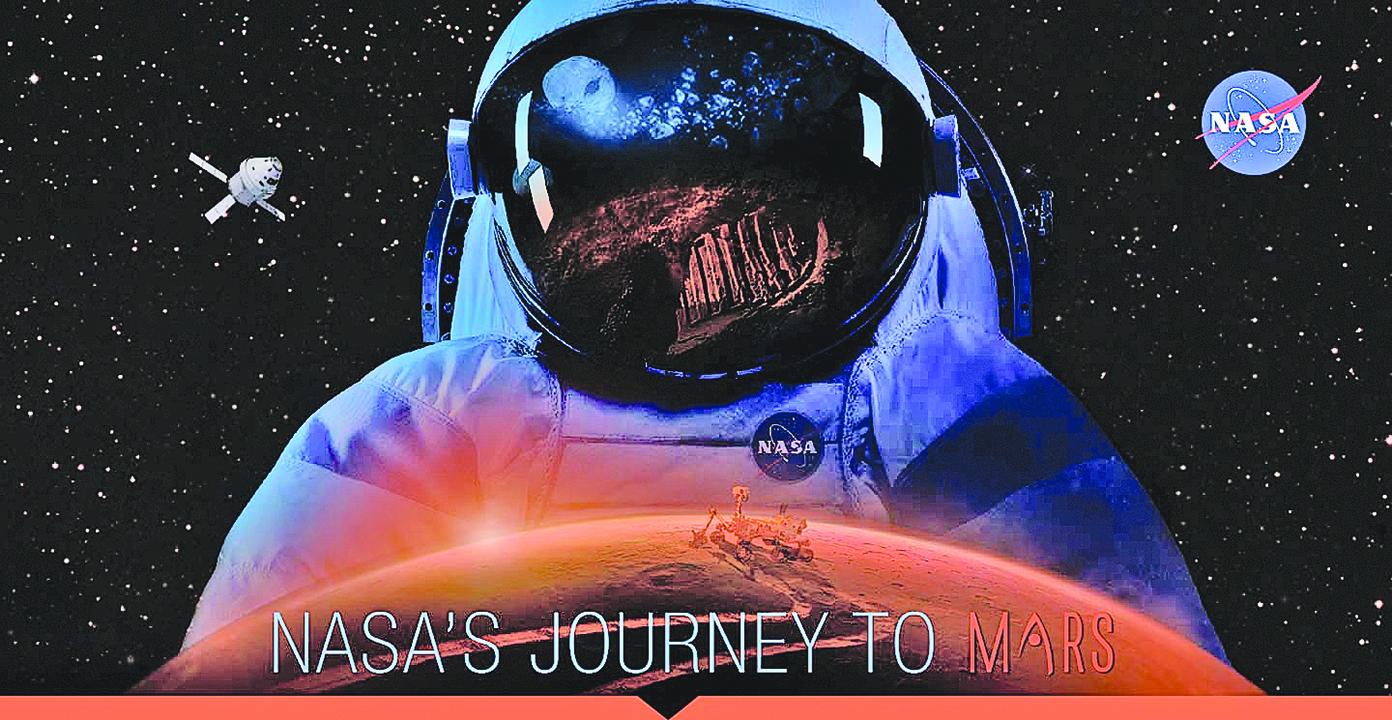 NASA洞察號(InSight)著陸器計劃2018年11月到達火星。(NASA)