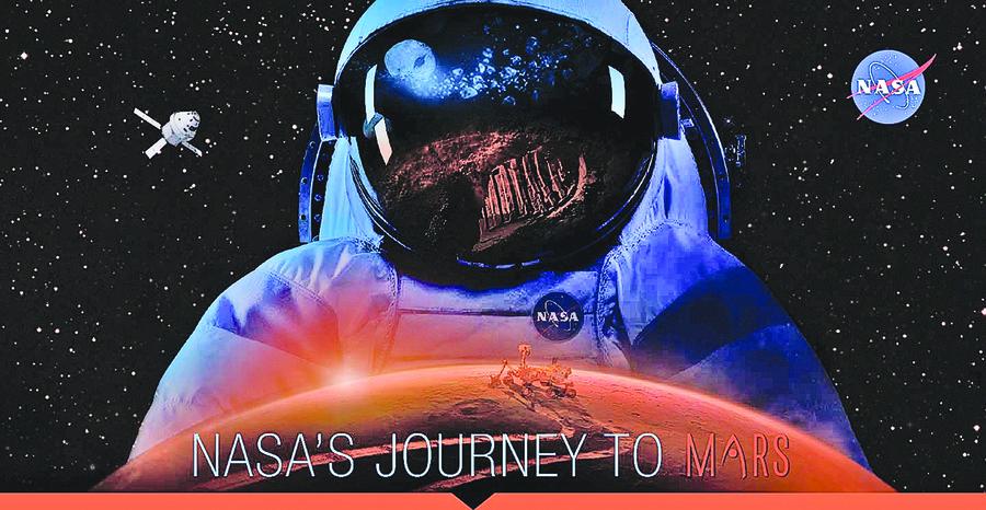 NASA讓你的名字飛上火星