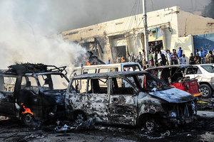 索馬里史上最血腥恐襲 傷亡增至276死300傷