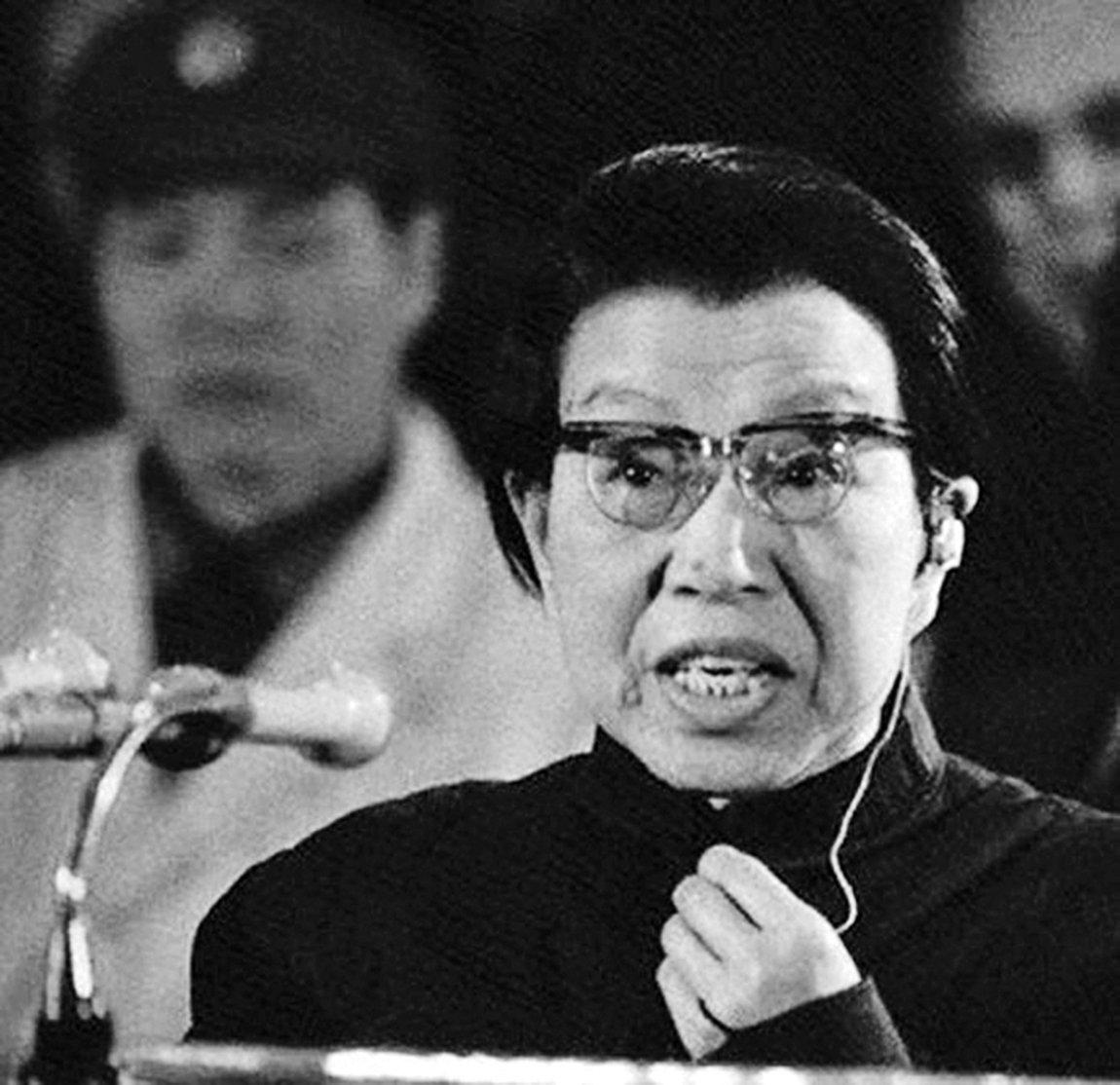 江青為了抹去自己不想讓人知曉的歷史,利用中共系統,不惜一切代價戕害他人,甚至包括曾經的恩人。(網絡圖片)