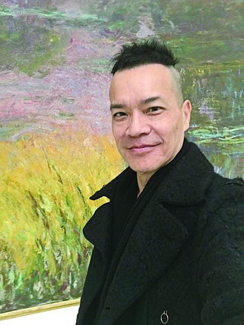 前電台DJ洪朝豐表示最留戀的是愛,特別是對兒子。(洪朝豐facebook)
