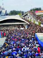 【北京觀察】十九大——紅色荒誕的變奏