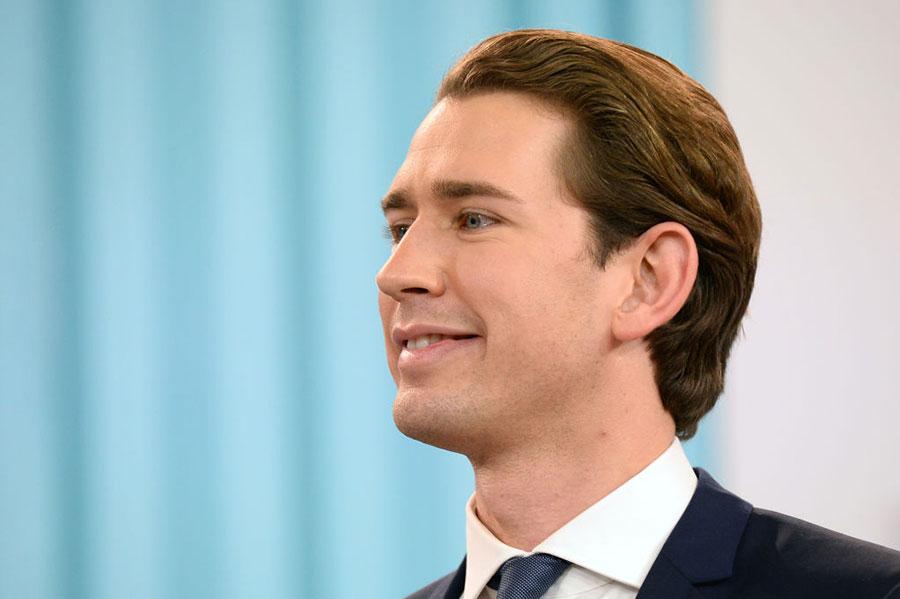 或為最年輕國家領袖 31歲庫爾茨是誰