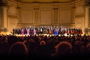 神韻交響樂紐約第二場 觀眾:生命因此改變