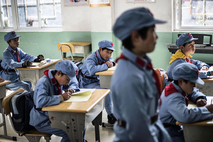 中共建231間紅軍小學 專家談洗腦的可怕後果