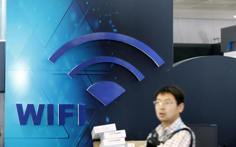 美國政府的電腦應變中心發佈安全公告,最近在受到廣泛使用的Wi-Fi加密協議上發現的漏洞,可能導致數以百萬計的使用者容易遭受攻擊。(大紀元資料室)
