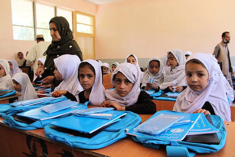 人權觀察:三分二阿富汗女童無法上學