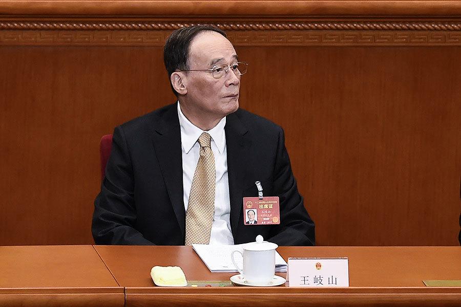崔士方:政法委被王岐山「耙」了一遍