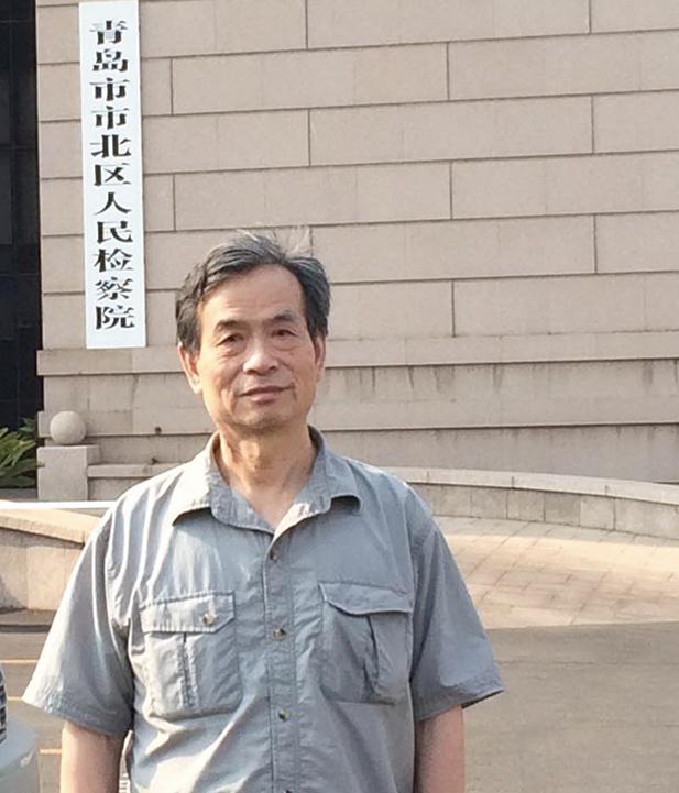 大陸法學教授張讚寧律師曾表示,吳愛英想阻止更多的律師介入代理訴江案。(阿波羅新聞網)