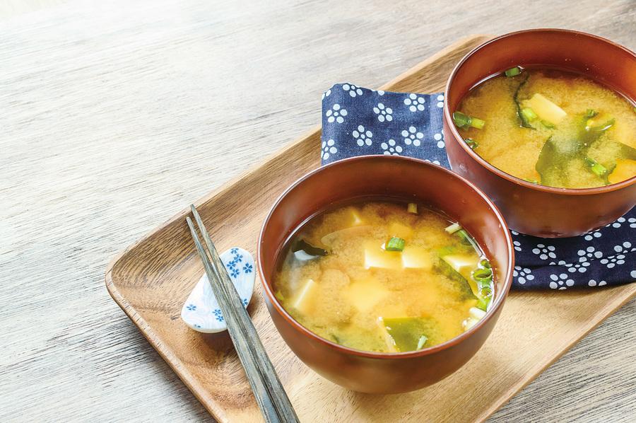 日本的飲食文化 醫食同源在日本 日本味噌 百藥之長