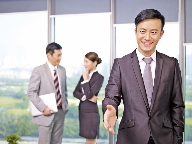 企業的精神來自於誠信